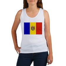 Moldova Women's Tank Top