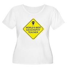 Teacher Geography T-Shirt