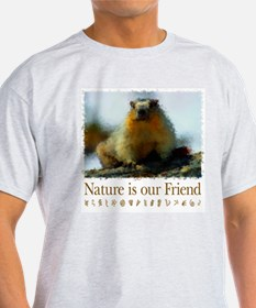 Nature is our Friend Marmo T-Shirt