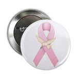 Breast Cancer Ribbon 3 2.25
