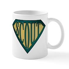 SuperScout(Tan) Mug