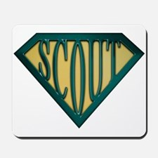 SuperScout(Tan) Mousepad
