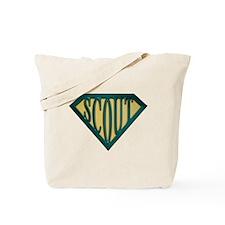 SuperScout(Tan) Tote Bag