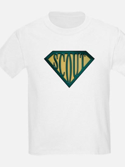 SuperScout(Tan) T-Shirt