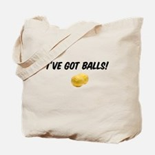 I've got balls! Tote Bag