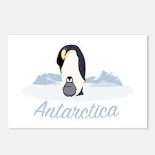 Antarctica Postcards (Package of 8)