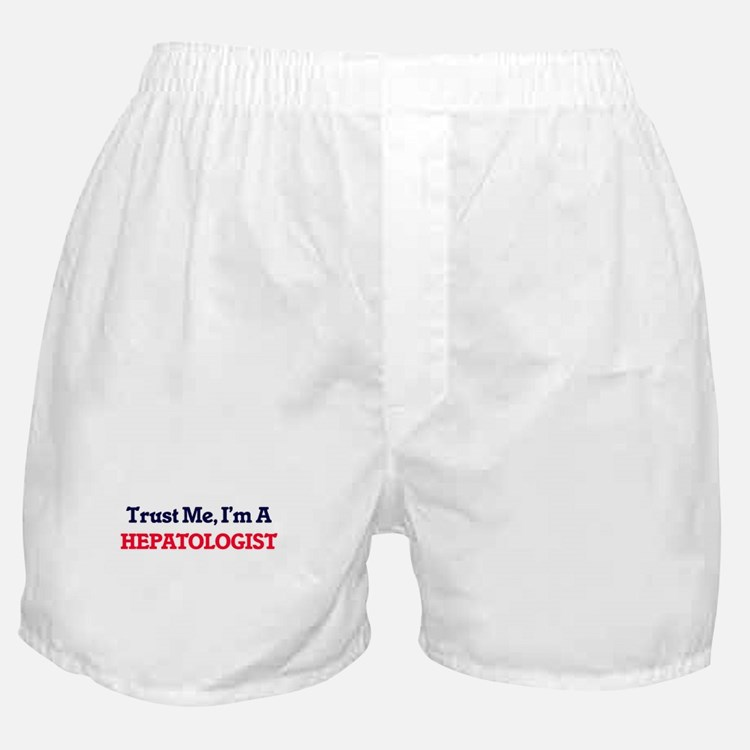 Trust me, I'm a Hepatologist Boxer Shorts