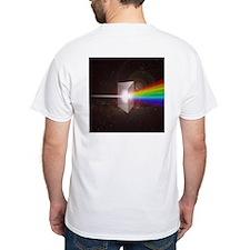 Space Prism Rainbow Spectrum Shirt