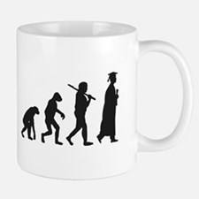 Graduation Evolution Mugs