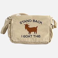 I Goat This Messenger Bag