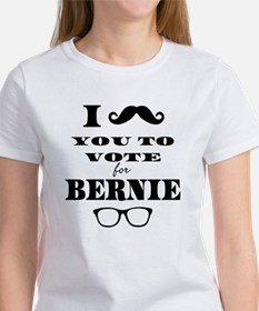 Mustache you to Vote T-Shirt