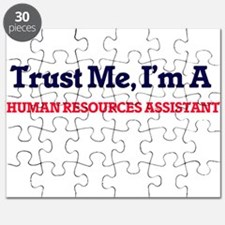 Trust me, I'm a Human Resources Assistant Puzzle