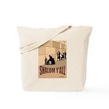 SHALOM Y'ALL Tote Bag