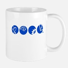 STEM Education Icons Mug