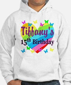 PERSONALIZED 15TH Hoodie