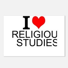 I Love Religious Studies Postcards (Package of 8)