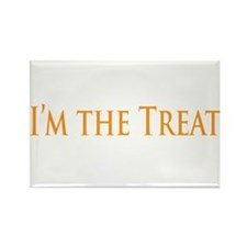Halloween Treat Rectangle Magnet