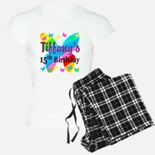 PERSONALIZED 15TH pajamas