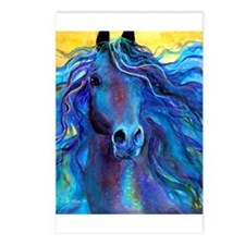Arabian Horse #3  Postcards (Package of 8)
