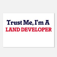 Trust me, I'm a Land Deve Postcards (Package of 8)