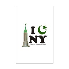 Eid Loves New York Posters