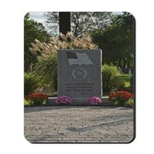 American Legion Memorial Mousepad