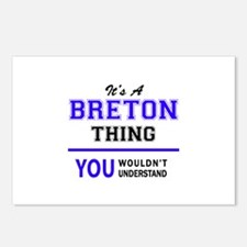 It's BRETON thing, you wo Postcards (Package of 8)