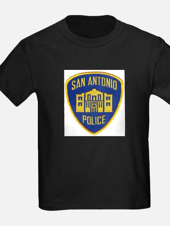 San antonio police t shirts shirts tees custom san for San diego custom t shirts