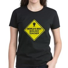 Teacher Biology Tee