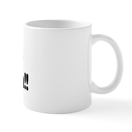 Dan IS the Man!! Mug