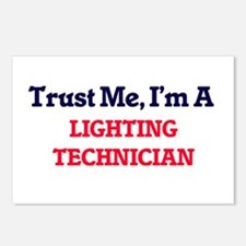 Trust me, I'm a Lighting Postcards (Package of 8)