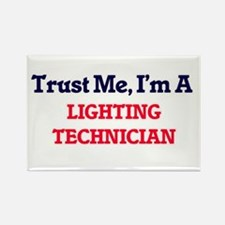 Trust me, I'm a Lighting Technician Magnets