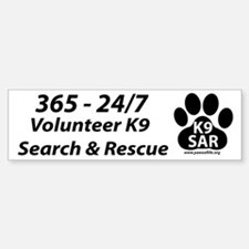 365 - 24/7 Volunteer K9 SAR