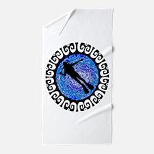 SCUBA Beach Towel