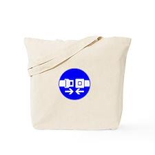 Seatbelt Tote Bag