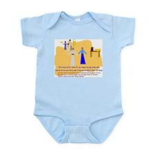 Yocheved Infant Bodysuit