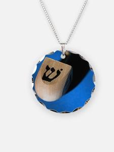dreidel Necklace