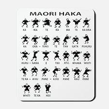 Maori Haka Mousepad