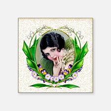 Art Deco Bridal Charmer Sticker