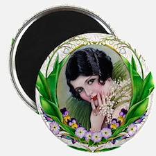 Art Deco Bridal Charmer Magnets