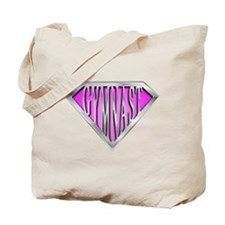 SuperGymnast(Pink) Tote Bag