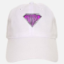 SuperGymnast(Pink) Baseball Baseball Cap