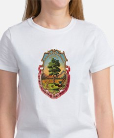 Dakota Coat of Arms Tee
