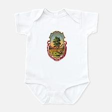 Dakota Coat of Arms Infant Bodysuit