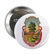Dakota Coat of Arms Button