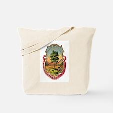 Dakota Coat of Arms Tote Bag