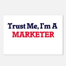 Trust me, I'm a Marketer Postcards (Package of 8)
