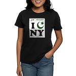 Eid - New York City Women's Dark T-Shirt