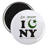 Eid - New York City Magnet