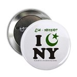 Eid - New York City Button